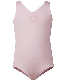 Flo Dancewear Basic Tank Leotard, Toddler, Little & Big Girls