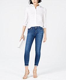 Joe's Callie Icon Markie-Hem Skinny Jeans