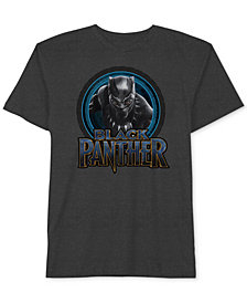 Black Panther Men's T-Shirt by Hybrid Apparel