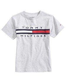 Graphic-Print Cotton T-Shirt, Little Boys