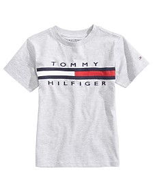 Tommy Hilfiger Graphic-Print Cotton T-Shirt, Toddler Boys