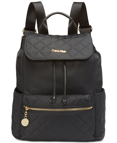 Calvin Klein Stefani Small Backpack