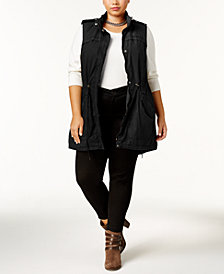 Levi's® Plus Size Cotton Vest
