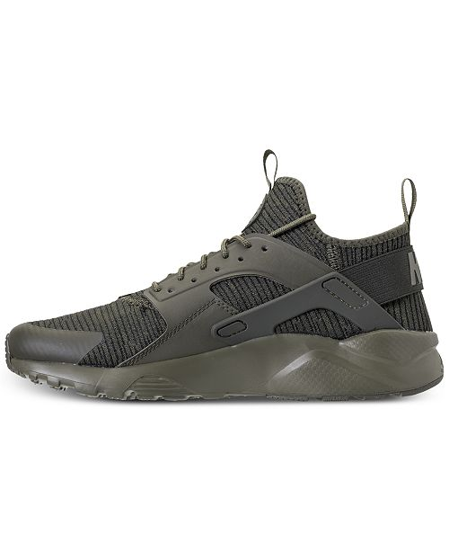 1615dacd1997 ... Nike Men s Air Huarache Run Ultra SE Casual Sneakers from Finish Line  ...