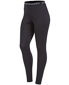 EMS® Women's Techwick® Lightweight Base Layer Bottoms