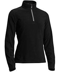 EMS® Women's Classic Polartec® Microfleece 1/4-Zip Sweater