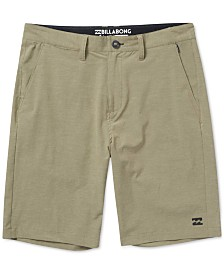 Billabong Crossfire X Shorts, Little Boys
