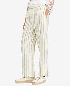 Polo Ralph Lauren Striped Wide-Leg Pants