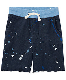 Polo Ralph Lauren Graphic Cotton Shorts, Little Boys