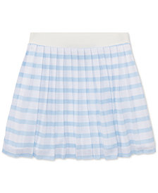 Polo Ralph Lauren Pleated A-Line Skirt, Little Girls