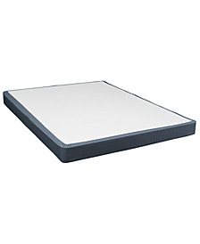 MacyBed Lux Low Profile Box Spring - Queen Split, Created for Macy's