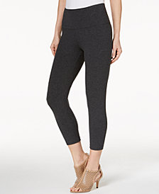 Style & Co Comfort-Waist Capri Leggings, Created for Macy's