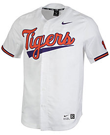 Nike Men's Clemson Tigers Replica Baseball Jersey