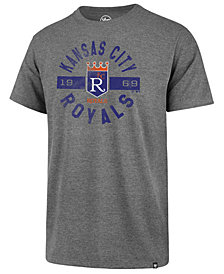 '47 Brand Men's Kansas City Royals Roundabout Club T-Shirt