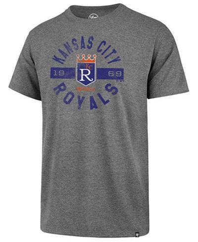 '47 Brand Men's Kansas City Royals Roundabout Club T-Shirt