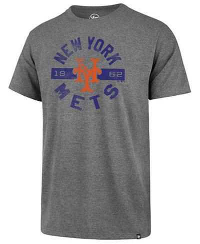 '47 Brand Men's New York Mets Roundabout Club T-Shirt