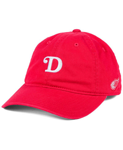 adidas Detroit Red Wings Element Logo Adjustable Cap