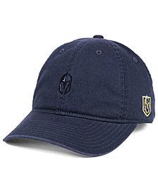 adidas Vegas Golden Knights Element Logo Adjustable Cap