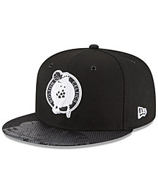 New Era Boston Celtics Back 1/2 Series 9FIFTY Snapback Cap