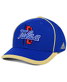 adidas Tulsa Golden Hurricane Piping Hot Adjustable Cap