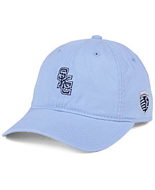 adidas Sporting Kansas City Partial Logo Dad Cap
