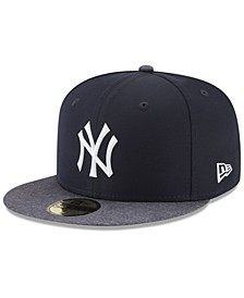 Boys' New York Yankees Batting Practice Prolight 59FIFTY FITTED Cap