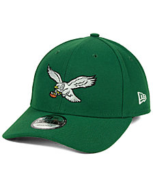 New Era Philadelphia Eagles Basic Adjustable 9FORTY Cap