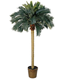 Nearly Natural 6' Sago Palm Tree
