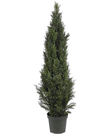 Nearly Natural 5' Mini Cedar Pine Indoor/Outdoor Tree