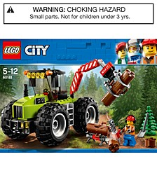 City Forest Tractor 60181