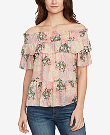 WILLIAM RAST Off-The-Shoulder Top