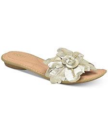 Born Mai Flat Sandals