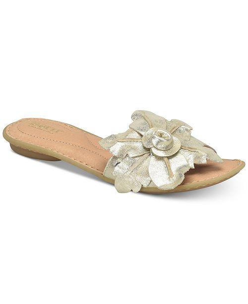 f9d498bd684b Born Mai Flat Sandals   Reviews - Sandals   Flip Flops - Shoes ...