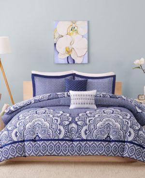 Intelligent Design Isabella 4-Pc. Twin/Twin Xl Duvet Cover Set Bedding 6051426