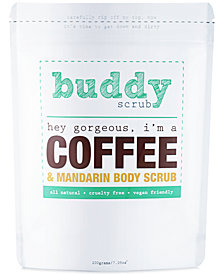 Buddy Scrub Coffee & Mandarin Body Scrub, 7-oz.