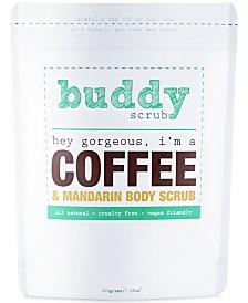 buddy scrub Coffee & Mandarin Body Scrub, 7-oz.