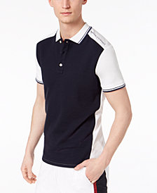 A|X Armani Exchange Men's Slim-Fit Colorblocked Polo
