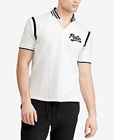 Polo Ralph Lauren Men's Slim Fit Varsity Collar Polo