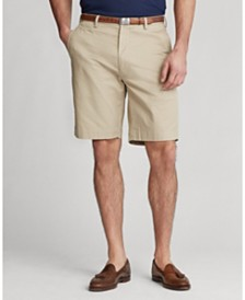 Polo Ralph Lauren Men's Classic Fit Stretch Chino Shorts