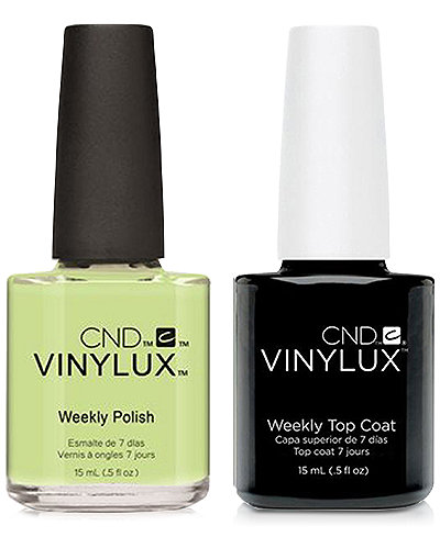 Creative Nail Design Vinylux Sugarcane Nail Polish & Top Coat (Two Items), 0.5-oz., from PUREBEAUTY Salon & Spa