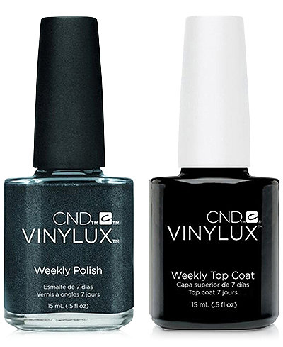 Creative Nail Design Vinylux Grommet Nail Polish & Top Coat (Two Items), 0.5-oz., from PUREBEAUTY Salon & Spa