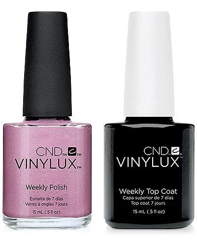 Creative Nail Design Vinylux Tundra Nail Polish & Top Coat (Two Items), 0.5-oz., from PUREBEAUTY Salon & Spa