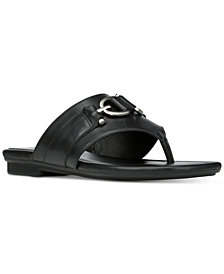 Donald J Pliner Kent Slide Sandals