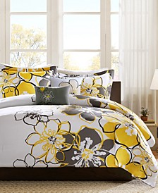 Allison 4-Pc. Full/Queen Comforter Set