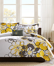 Mi Zone Allison 4-Pc. Full/Queen Comforter Set