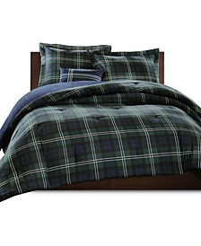 Brody 4-Pc. Full/Queen Comforter Set