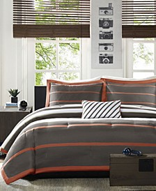 Ashton 4-Pc. Full/Queen Comforter Set
