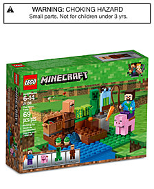 LEGO® Minecraft Melon Farm Set 21138