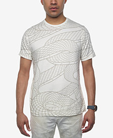 Sean Jean Men's King Cobra Printed T-Shirt, Created for Macy's