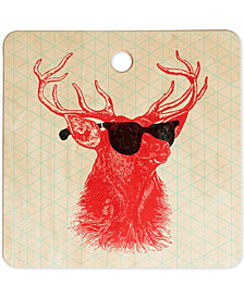Deny Designs Nick Nelson Young Buck Cutting Board